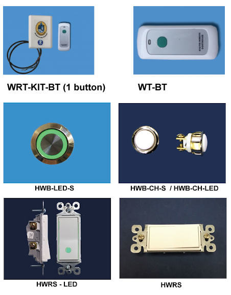 ACT pump accessories