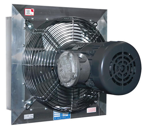 canarm leader ax explosion proof fan
