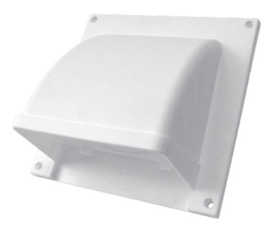 Hvacquick Primex Dv4 Series Dryer Exhaust Vent