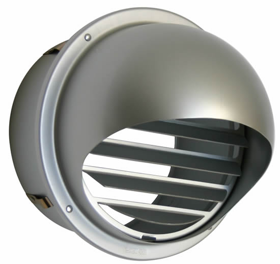 Seiho SFZ And SFZC Series Louvered Dryer Vent Caps