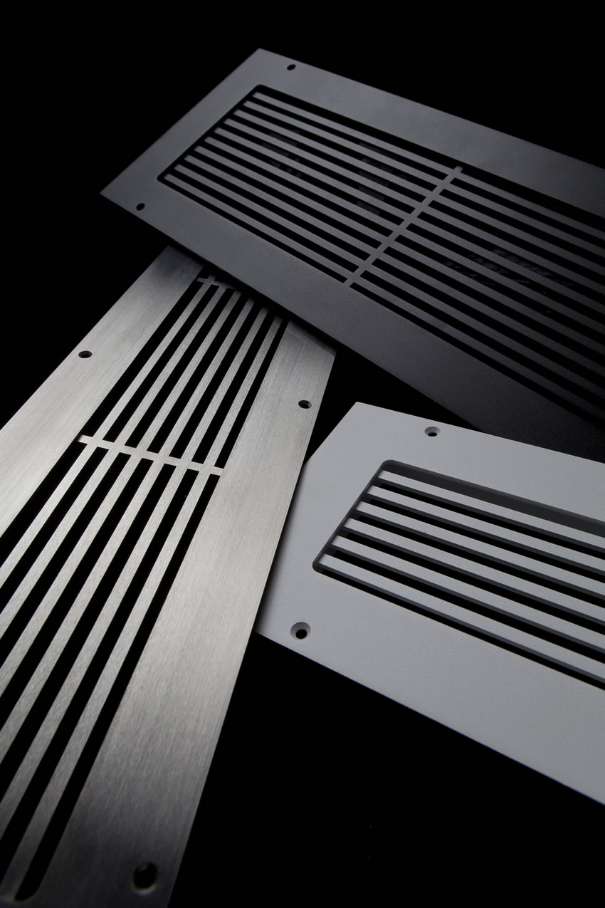 Hvacquick Steelcrest Pro Linear Custom Metal Grilles And