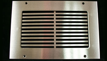 SteelCrest Grille Design