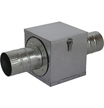 HVACQuick IFB Series Inline Filter Boxes