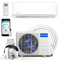 MRCOOL Advantage Ductless Mini Split Air Conditioner And Heat Pump