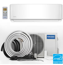 MRCOOL Olympus ES Ductless Mini Split Air Conditioner And Heat Pump