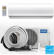 MRCOOL Olympus Hyper Heat Ductless Mini Split Air Conditioner And Heat Pump