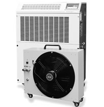 KoldWave 6SS12 and 6SS24 Split System Water-Cooled Portable Air Conditioner