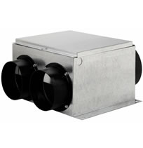 Fantech CVS Series Multi-Port Exhaust Fans