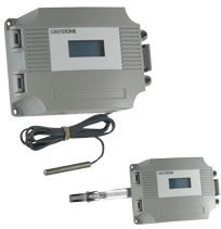 Greystone TE510 Strap-on Temperature Transmitters - Deg F LCD