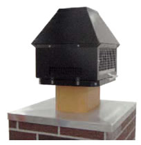 Hvacquick Tjernlund Rt750h Rt1500h Rooftop Inducer Fans