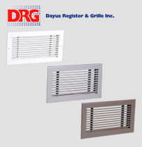 Dayus DABL and DABLD Bar Linear Grilles - Made to Order