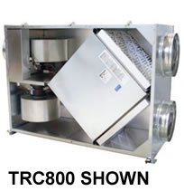 S&P TRC Commerical Energy Recovery Ventilators for All Climates