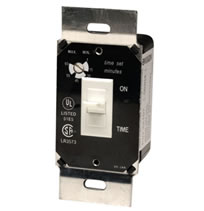 Marktime 42E Series Fan/Light Time Delay Switch (Toggle)