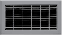 TRUaire 154R Series Heavy Duty Floor Return Air Grilles