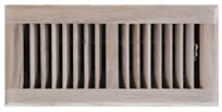 TRUaire 168 Series Solid Oak Registers and Grilles