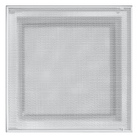 TRUaire 4030FG Series T-Bar Return Air Filter Grilles - Perforated Steel Face
