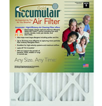 Accumulair Gold 2 Inch Filters - MERV 8