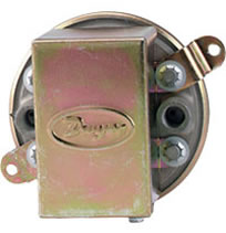 Dwyer Series 1900 Compact Low Differential Pressure Switch