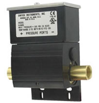 Dwyer Series DX Wet/Wet Differential Pressure Switches