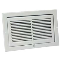 Lifebreath Kitchen Exhaust Grille with Grease Filter