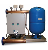 Aqua Pro GEB Series Commercial Pressure Boosting Systems