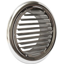 Seiho SX-S Series STAINLESS Louvered Vent Caps