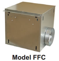 S&P FFC Inline/Cabinet Ventilators