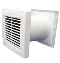 Aldes TTW Series Through-The-Wall Fan