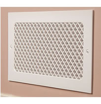 SMI Ventilation Essex Series Base Board Grilles
