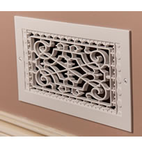 SMI Ventilation Victorian Series Wall Mount Grilles