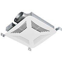 S&P PCLP Series Premium Choice LOW PRFILE Ceiling Mounted Bathroom Fans