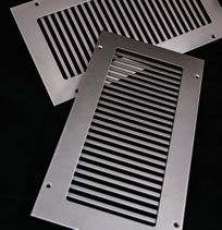 SteelCrest Pro-Vertical Custom Metal Grilles and Registers