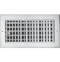 TRUaire A210 Series Aluminum Single Deflection Adjustable Bar Grilles