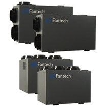 Fantech Residential Energy Recovery Ventilators ERVs